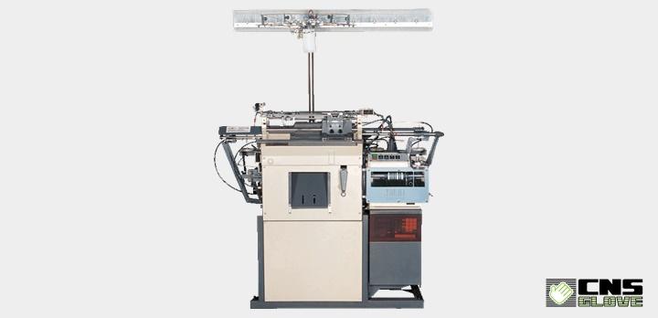เครื่องทอถุงมือ GD-J 7 G ควบคุมด้วยระบบคอมพิวเตอร์